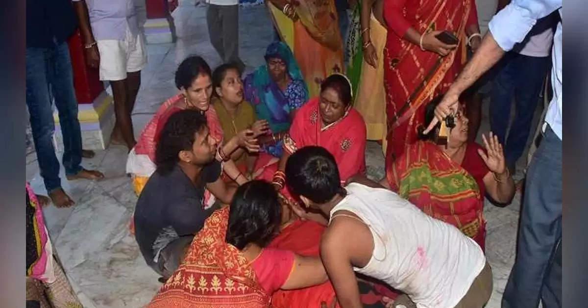 दरभंगा: कंकाली मंदिर के पुजारी की गोली मारकर हत्या, एक अपराधी को पीट-पीटकर उतारा मौत के घाट
