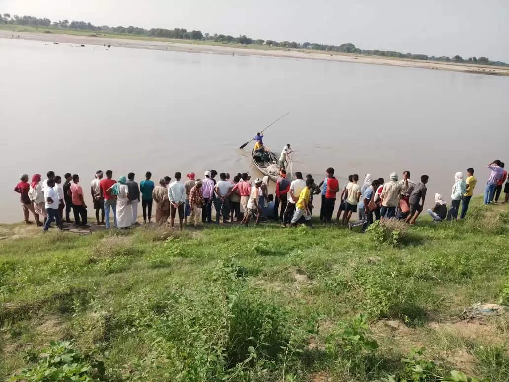 ढाब सोता में स्नान करते समय डूबने से बालक की मौत