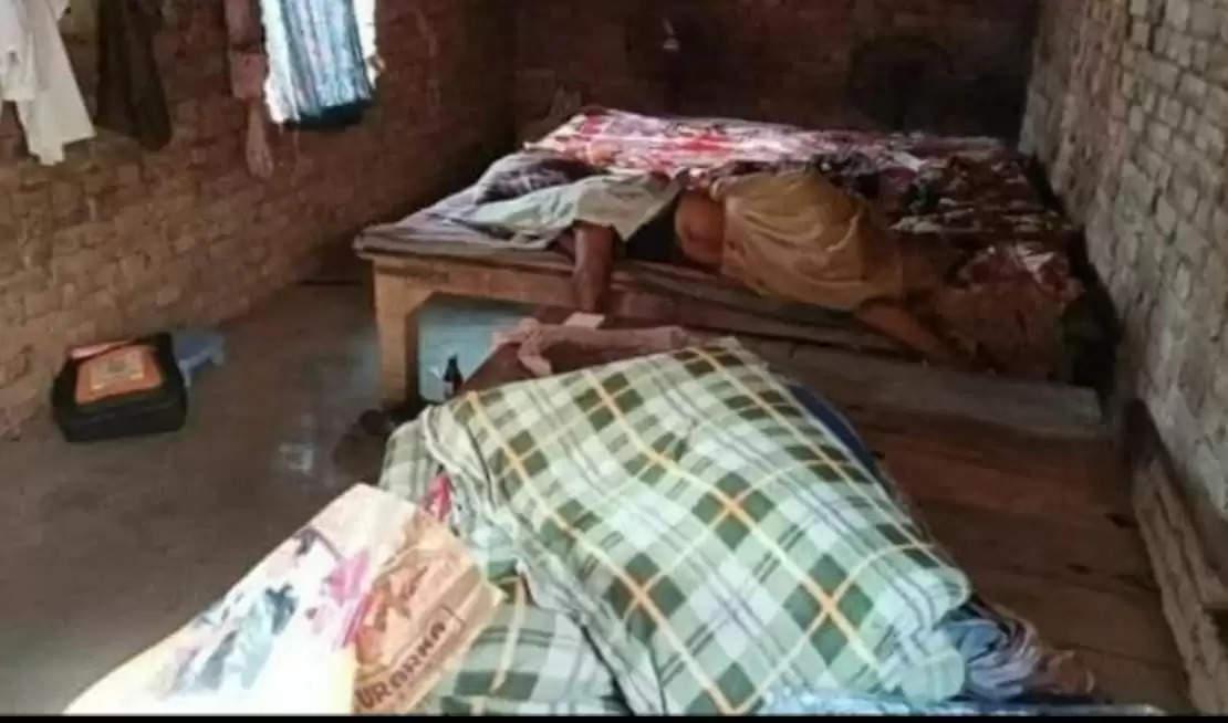 प्रयागराज में मां-बेटी की नृशंस हत्या, घर में घुसकर बदमाशों ने दी वारदात को अंजाम