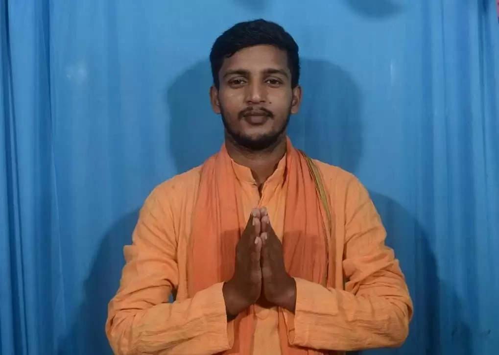 राष्ट्रवादी युवा वाहिनी के जिला प्रभारी दीपक सिंह को बीजेपी युवा मोर्चा का मंडल उपाध्यक्ष चुना गया