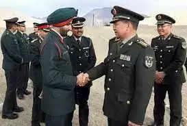इंडिया चीन वार्ता