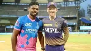 आईपीएल2021: आईपीएल  में कोलकाता नाइट राइडर्स (KKR) और राजस्थान रॉयल्स (RR) की टीमें गुरुवार को इस सीजन का अपना आखिरी लीग मैच खेलने उतरेंगी।कोलकाता की टीम यहां जीत दर्ज कर प्लेऑफ में अपनी जगह पक्की करना चाहेगी। उसका मैच भले राजस्थान रॉयल्स के खिलाफ है 5 बार की चैंपियन मुंबई इंडियन्स अगर अपना आखिरी मैच जीतकर रन रेट में केकेआर को मात दे देती है तो प्लेऑफ में बाकी बचे एक स्थान पर वह अपनी जगह पक्की कर लेगी।    केकेआर को टूर्नामेंट के दूसरे चरण में मिश्रित नतीजे मिले हैं जिसमें से उसने चार मैचों में जीत हासिल की जबकि दो में उसे हार का सामना करना पड़ा। केकेआर ने अपना अभियान रॉयल चैलेंजर्स बैंगलोर और मुंबई इंडियंस के खिलाफ लगातार दो जीत से शुरु किया। इसके बाद उसे चेन्नई सुपर किंग्स से हार का सामना करना पड़ा लेकिन उसने पॉइंट्स टेबल में टॉप पर चल रही दिल्ली कैपिटल्स पर जीत दर्ज कर वापसी की। पंजाब किंग्स के खिलाफ हार के बाद उन्होंने सनराइजर्स हैदराबाद को छह विकेट से हराकर अंतिम प्लेऑफ स्थान के लिये दौड़ में खुद को आगे बनाए रखा। दूसरे चरण में केकेआर का प्रदर्शन काफी प्रभावशाली रहा है और यहां तक कि उसे जिन दो मैचों में हार मिली, वो भी करीबी मुकाबले रहे जिसमें उसे अंतिम ओवर में पराजय मिली।  बल्लेबाजी विभाग में वेंकटेश अय्यर केकेआर के लिए दूसरे चरण में स्टार खिलाड़ी रहे जबकि राहुल त्रिपाठी भी इस सत्र में काफी प्रभावशाली रहे। युवा शुभमन गिल ने केकेआर के पिछले मैच में शानदार अर्धशतक जमाया जो टीम के लिये अच्छा संकेत है। बल्लेबाजी क्रम में शीर्ष पर नितीश राणा ने भी अच्छा प्रदर्शन किया है लेकिन उसके लिये कप्तान मॉर्गन की फॉर्म चिंता का विषय है। बांग्लादेश के स्टार ऑलराउंडर शाकिब अल हसन को पिछले मैच में शामिल किया गया और यह दूसरे चरण में पहली बार हुआ जिससे टीम को नया आयाम मिला।   राजस्थान रॉयल्स की टीम दौड़ से बाहर है और आठ टीमों की तालिका में 13 मैचों में 10 अंक लेकर सातवें स्थान पर है। राजस्थान गुरुवार को केकेआर की उम्मीदें तोड़ने के साथ अपना अभियान सकारात्मक तरीके से समाप्त करने की कोशिश करेगा। राजस्थान को अपने भारतीय बल्लेबाजों की खराब फॉर्म का खामियाजा भुगतना पड़ा है, जिसमें सिर्फ यशस्वी जायसवाल और कुछ हद तक कप्तान संजू सैमसन ही रन जुटा सके हैं। टीम में सबसे अनुभवी विदेशी खिलाड़ी म