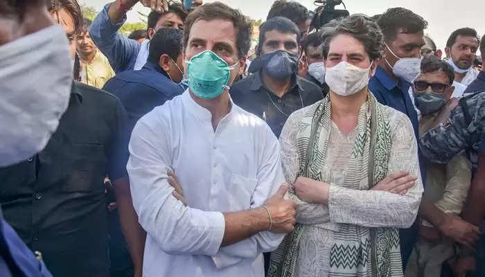 आखिरकार मानी योगी सरकार, राहुल और प्रियंका गांधी को लखीमपुर जाने की इजाजत ल