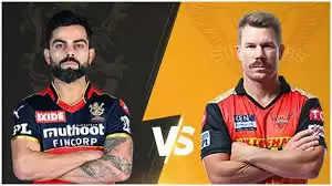 आईपीएल2021: रॉयल चैलेंजर्स बैंगलोर और हैदराबाद आमने सामने