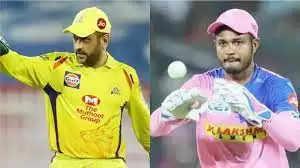 आईपीएल2021: आज राजस्थान रॉयल्स से भिड़ेंगे धोनी के धुरंधर